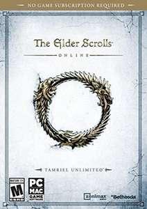 Elder Scrolls Online: Тамриэль, неограниченный на ПК / Mac