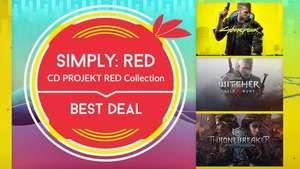 [GOG] Все игры CD Projekt RED (Cyberpunk 2077, все игры серии The Witcher)