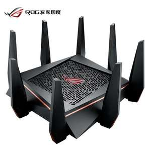 Беспроводной маршрутизатор ASUS GT-AC5300 5300M. $ 359.00
