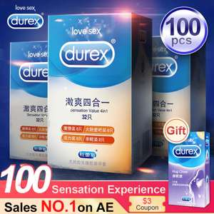Durex презервативы 40 шт.