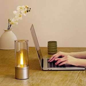 Умная лампа-свеча Yeelight YLFW01YL за $38.9