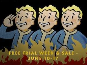 [PC / Xbox One Gold / PS+] FALLOUT 76 — Бесплатная неделя