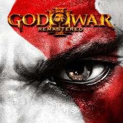 [PS4] God of War III: Remastered (PSN Гонконг)