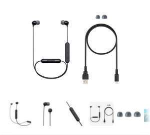 Наушники Bluetooth Sony WI-C300