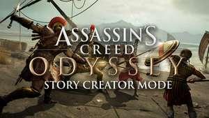 [PC, PS4 и Xbox One] Assassin's Creed Odyssey: STORY CREATOR MODE бесплатно
