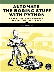 (Udemy) Курс по Python для начинающих: Automate the Boring Stuff with Python Programming [ENG]