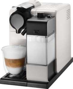 Капсульная кофемашина DeLonghi EN 550.W Lattissima Touch
