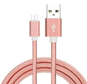 Micro USB кабель для Android