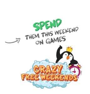 Ninja Krowns БЕСПЛАТНО + распродажа Crazy Free Weekend в магазине игр Kinguin