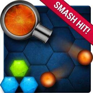 HEXASMASH 2 • Игра-головоломка «Физическая стрелялка»  временно БЕСПЛАТНА в Google Play