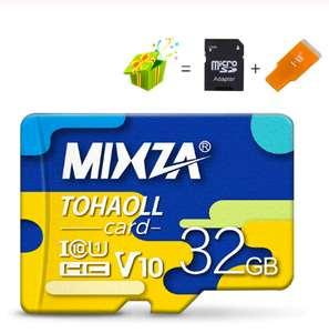 MIXZA Micro SD 32 Гб