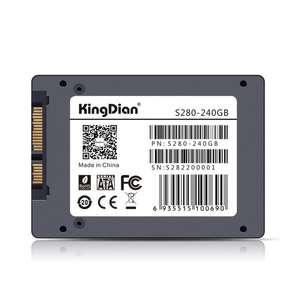 SSD 120ГБ KingDian S200 за $35.7