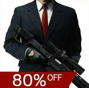 Hitman Снайпер (Hitman Sniper) со скидкой 80%