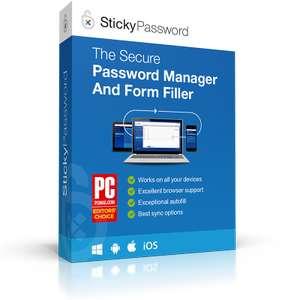 Sticky Password Premium – бесплатная лицензия на 1 год