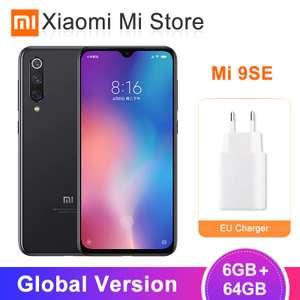 Xiaomi Mi 9 SE 6+64 ГБ Black (глобальная версия)