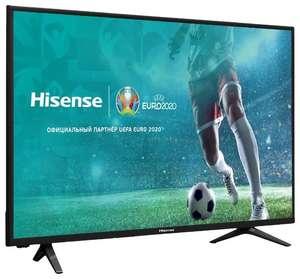 Телевизор Hisense H32A5100 черный