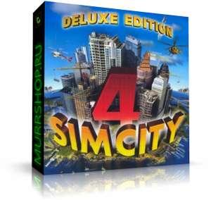Sim City 4 Deluxe Edition в Steam