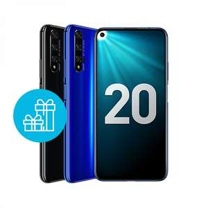 Honor 20 + Honor FlyPods + Honor Band 4 за 26 990