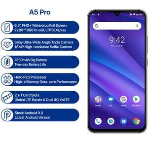 Смартфон UMIDIGI A5 PRO Android 9