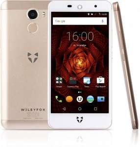 Wileyfox swift 2 plus gold [2+16 Гб]
