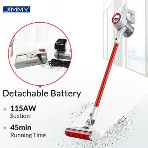 Аккумуляторный пылесос Jimmy JV51 115w ($156)