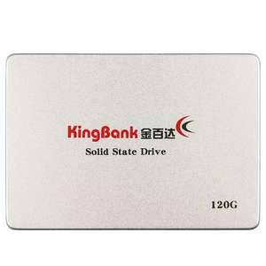 SSD KINGBANK 120Гб за $31.9