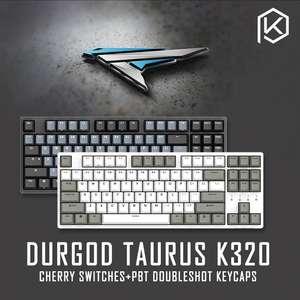 Durgod 87 Taurus K320 Mechanical Keyboard