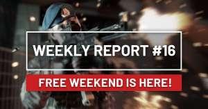 Steam Free Weekend: World War III