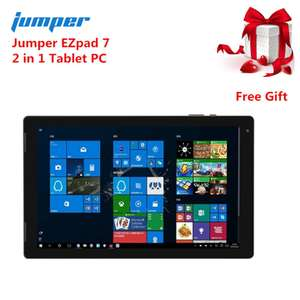 Windows Планшет Jumper EZpad 7 4/64Гб за 152$