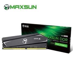 DDR 4 - MAXSUN 16 GB (2400)