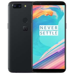 OnePlus 5T 6+64ГБ за $415