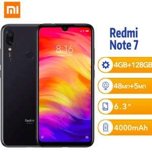 Xiaomi REDMI NOTE 7 4/128ГБ Global Version