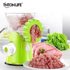 Ручная мясорубка TINTON LIFE за 15.79$