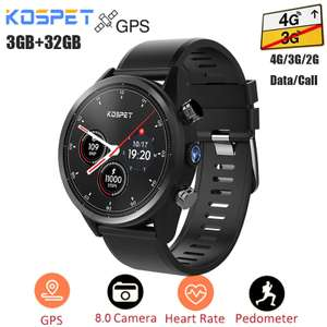 Умные часы Kospet Hope 4G с функцией телефона