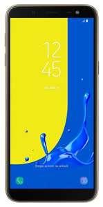 Смартфон Samsung Galaxy J6 (2018) 32GB золотой