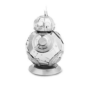 Металлический 3D-пазл BB-8 из Star Wars за $0.9