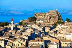 Остров Корфу (Греция) на 3 ночи всего за 9300! (18600 за двоих)