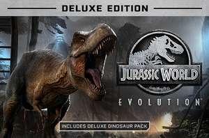 Jurassic World Evolution [Steam]