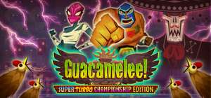 [Steam] Guacamelee! Super Turbo Championship Edition
