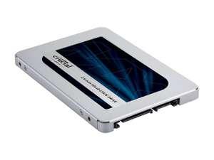 Crucial 1TB SSD (посредником из США)