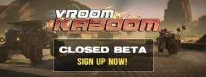 Бесплатно играйте в Vroom Kaboom ЗБТ