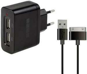 Зарядное устройство InterStep на 2 USB