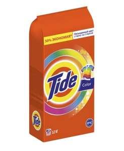 Tide Color упаковка 12 кг (автомат)