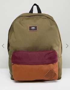 -50% на рюкзаки Vans