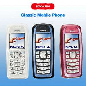 Nokia 3100 за US $11.89