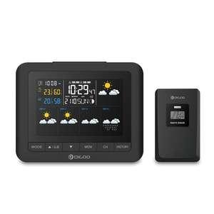 Беспроводная метеостанция Digoo DG-TH8805 за $11.9