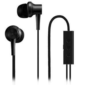 Гибридные наушники с шумоподавлением Xiaomi Mi Noise Cancelling Earphones за 34.9$
