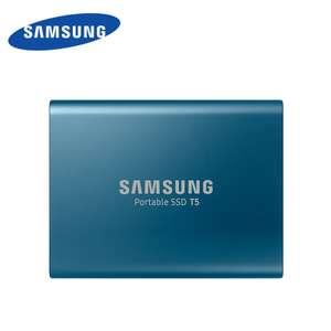 Внешний SSD Samsung T5 500 GB
