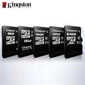 Kingston Micro SD 32 ГБ