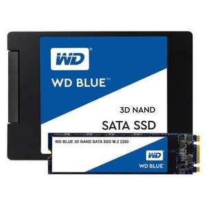 WD Blue 3D NAND 2TB SSD